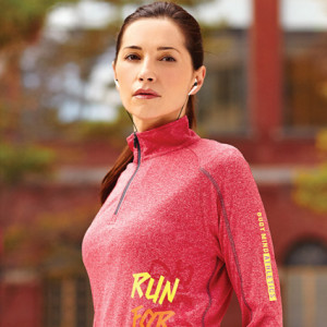 Taza Red Athletic Top