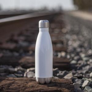 White Force Water Bottle